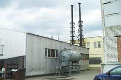25.05.2010 Собственная газовая котельная