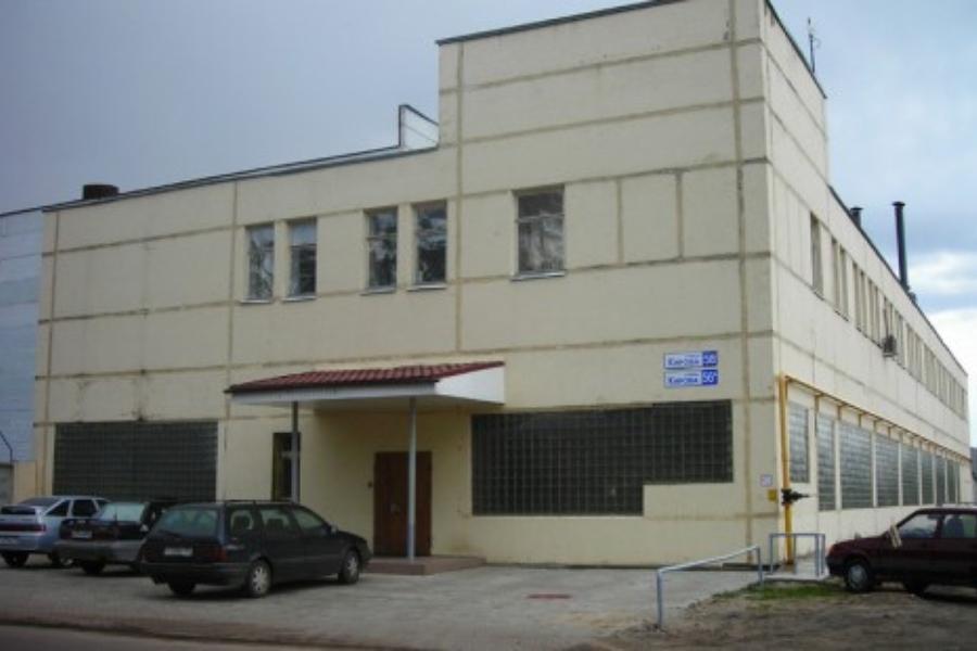 10.05.2007 Офисное здание склада №1