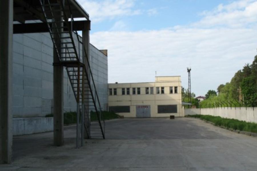 21.10.2008 Офисное здание, примыкающее к складу №1