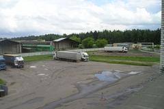 25.05.2010 Парковка грузового транспорта